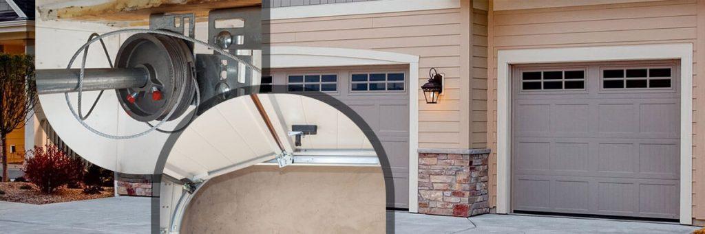 Garage Door Tracks Repair House Springs